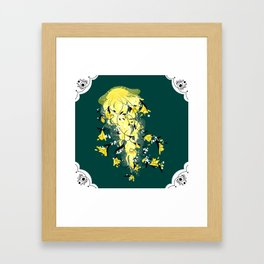 Lemonjelli Framed Art Print