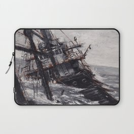 All Hands On Deck Laptop Sleeve