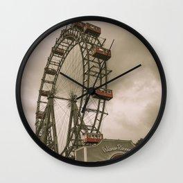 Wiener Riesenrad Wall Clock