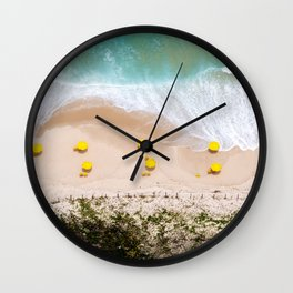 When nature finds its way Wall Clock