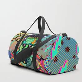 Frank Psychedelic Duffle Bag