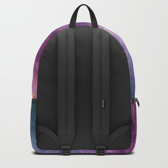 She shines all over the world Backpack