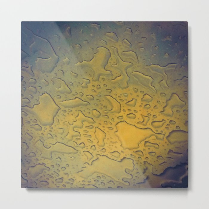 Dropping Islands Metal Print