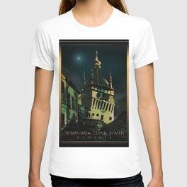 #SighisoaraClockTower III T-shirt