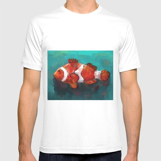 Red Clown T-shirt