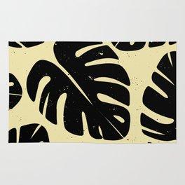 Monstera Leaf Print 2 Rug