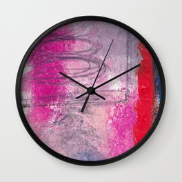 LIFE WITHIN Wall Clock