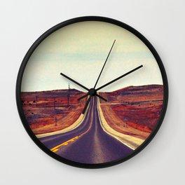 Midwestern Stretch Wall Clock