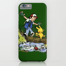 Ash & PlKACHU Slim Case iPhone 6s