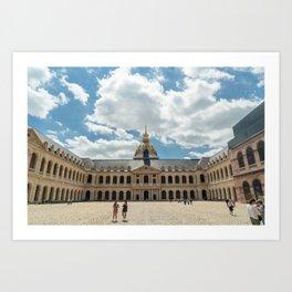 Musée de l'Armée Art Print
