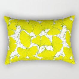 Ginkgo biloba Rectangular Pillow