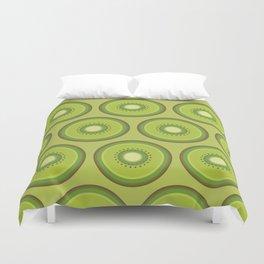 Kiwi Pattern Duvet Cover