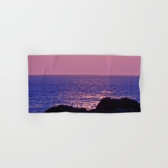 Pink at Dawn Hand & Bath Towel