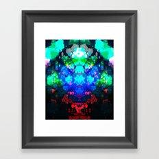 EH-WEANS-MESSAGE-2 Framed Art Print