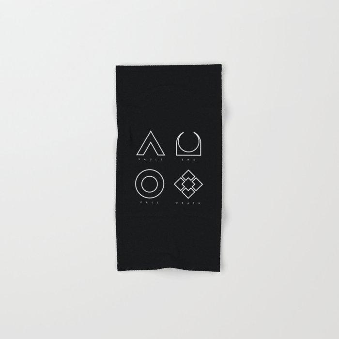 PAUSE – RAID Hand & Bath Towel
