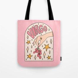 Virgo Lychee Tote Bag