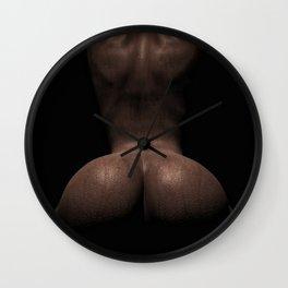 Bodyscape Wall Clock