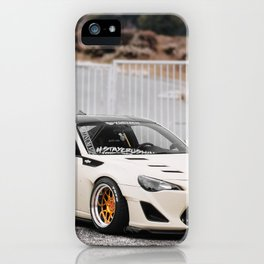 FRS Rocket Bunny by #Staycrushing iPhone Case