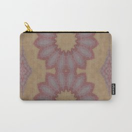 Pallid Minty Pattern 3 Carry-All Pouch