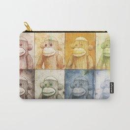 Pop Monkeys Carry-All Pouch