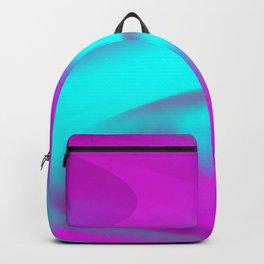 DREAM PATH (Purples, Fuchsias & Turquoises) Backpack