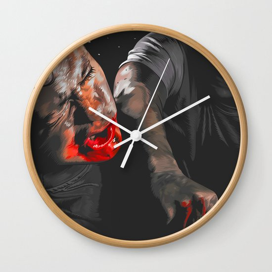 Design Impact Wall Clock