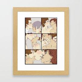 """"""" It Is What It Is"""" Framed Art Print"""
