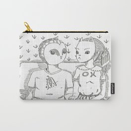 You Are Mine Carry-All Pouch