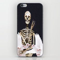 peace and death iPhone & iPod Skin