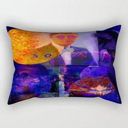 Solar and the Women Rectangular Pillow