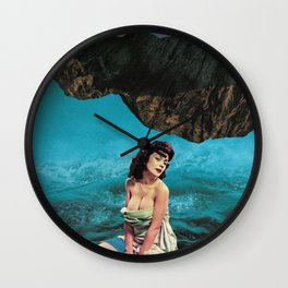 She Is Lawless Wall Clock
