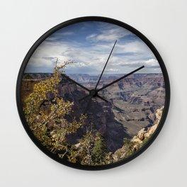 Grand Canyon No. 7 Wall Clock