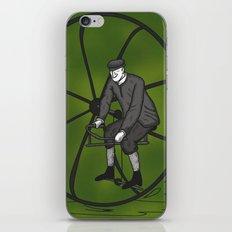 Bicycle 2 iPhone & iPod Skin