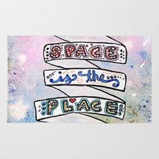 Space Is The Place Rug
