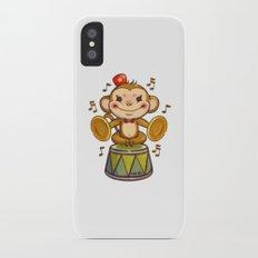 monkey box music iPhone X Slim Case