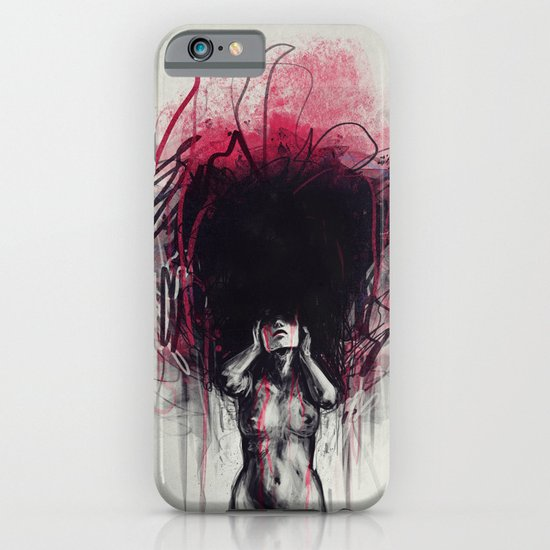 Who I wanna be iPhone & iPod Case