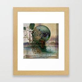 Bridge of Sighs Framed Art Print