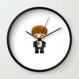 Pixel BTS Jeon Jungkook - Spring Day (Bound) Wall Clock
