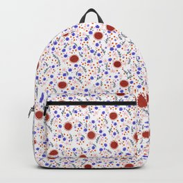 Ditsy flowers Backpack