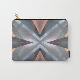 Geometric Mandala 08 Carry-All Pouch