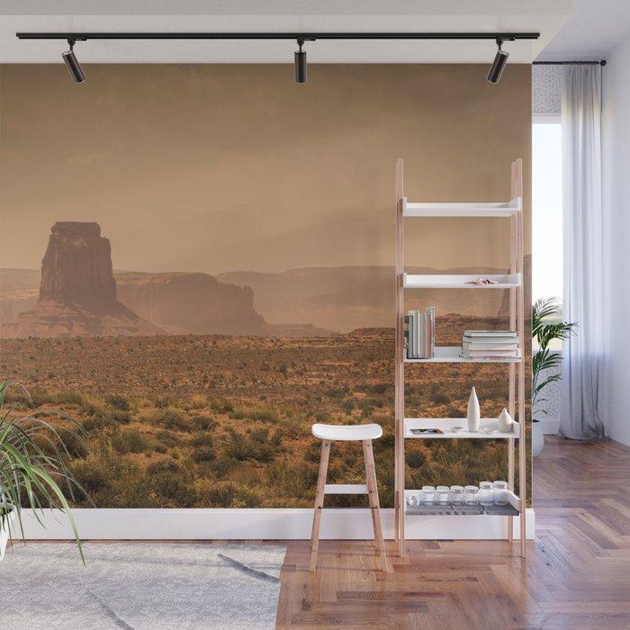 Desert Warmth Wall Mural