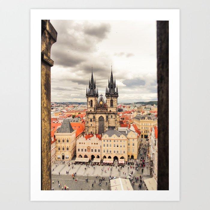 PRAGUE 3 Kunstdrucke