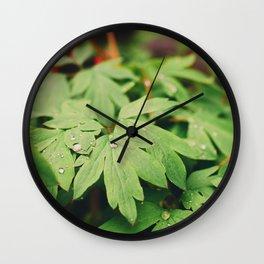 Magical nature Wall Clock