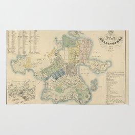 Helsinki 1837 Rug