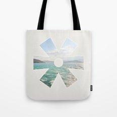 summer seas Tote Bag