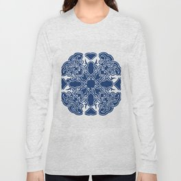 Chinese Knot 02 Long Sleeve T-shirt