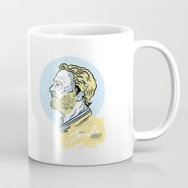 Ser Jorah's Army Coffee Mug