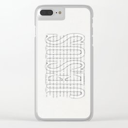 Image of the Invisible Clear iPhone Case