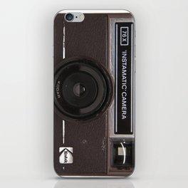 Instamatic Camera 2 iPhone Skin