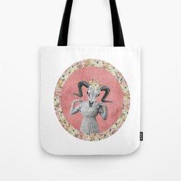 Aries - A Zodiac Sign Series Tote Bag